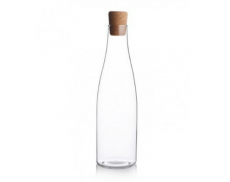Бутылка для воды с корковой крышкой 1л Herisson
