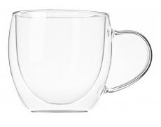 Набор чашек с двойным дном 75 мл