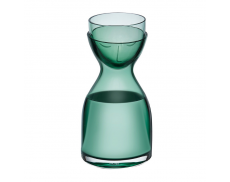 Комплект графин с чашкой Nude Glass Green 850 мл
