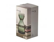 Комплект графин з чашкою Nude Glass Green 850 мл