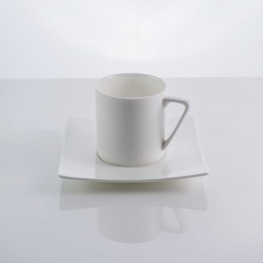 Чашка с блюдцем Aoue 200 мл