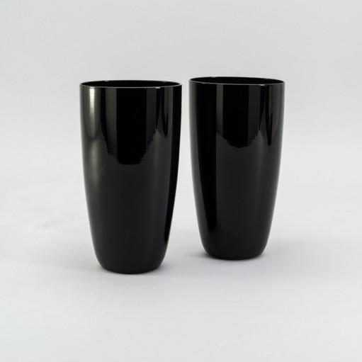 Комплект стаканов для воды 2ед Black Sakura 200 мл