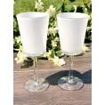 Комплект білих келихів для червоного вина 2ед Sakura 350 мл