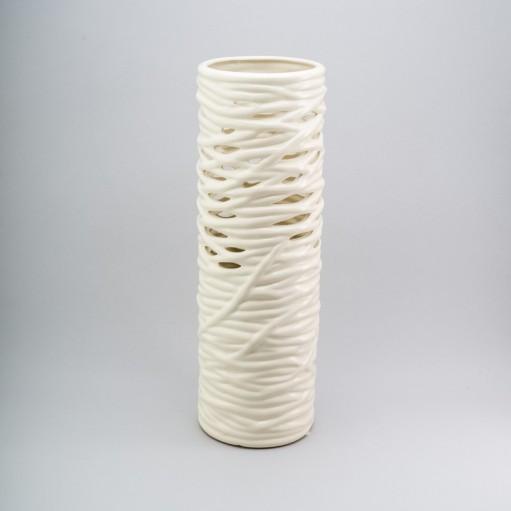 Ваза керамическая 35 см Сream Sakura