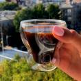 Комплект стаканов с двойным дном 115 мл