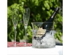 Комплект бокалов для шампанского 2ед Sakura 200 мл