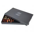 Набір столових приборів 24од. PARIS GOLD ORANGE PEARL Domus&Design
