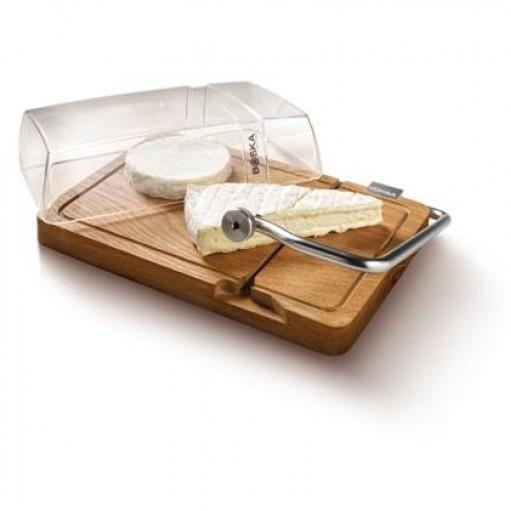 """Набор для нарезки сыра с крышкой """"Patit Paris"""""""