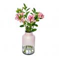 Ваза Magnolia рожева Nude Glass