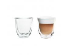 Комплект склянок з подвійним дном 130 мл