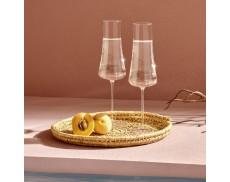 Комплект бокалов для шампанского 2ед Stem Zero 300 мл