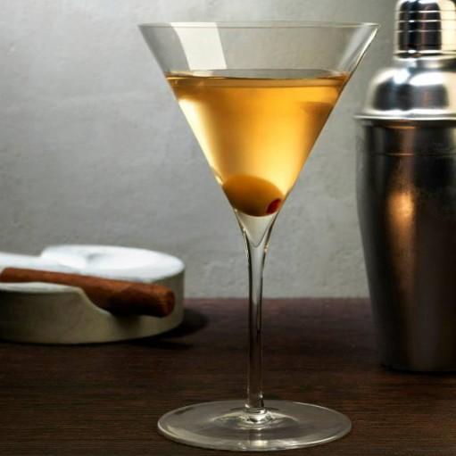 Комплект бокалов для мартини 2ед Vintage 290 мл