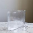 Ваза Mist Nude Glass 21 см