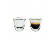 Комплект склянок з подвійним дном 80 мл