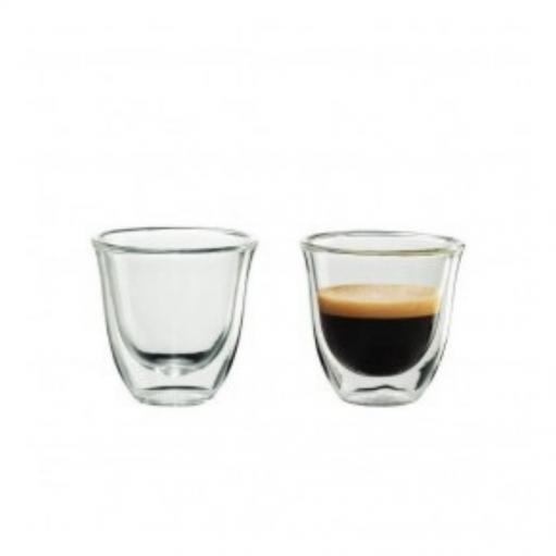 Комплект стаканов с двойным дном 80 мл