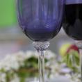 Комплект фиолетовых бокалов для красного вина 2ед Sakura 400 мл