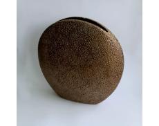 Ваза керамічна 40 см Gold Sakura