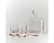 Графин для віскі 1,5 л Camp Nude glass