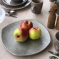 """Тарілка керамічна для фруктів """"Silver b"""""""