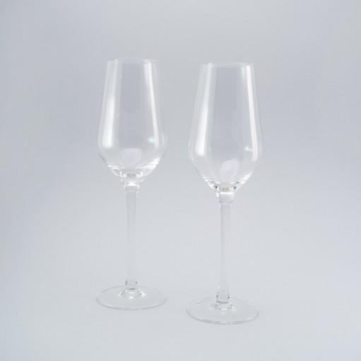 Комплект келихів для шампанського 2од Sakura 300 мл