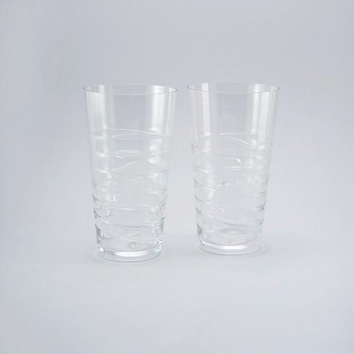 Комплект стаканів для води 2од Web 500 мл