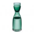 Комплект графин з чашкою Nude Glass Green 700 мл