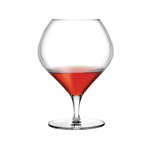 Комплект хрустальных бокалов для красного вина 2ед Nude Glass 870 мл