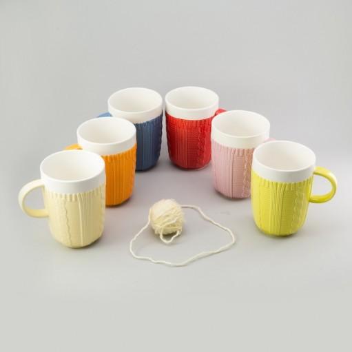 Чашка Knitted 300 мл