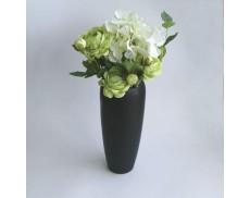 Ваза керамічна 30 см Black Sakura