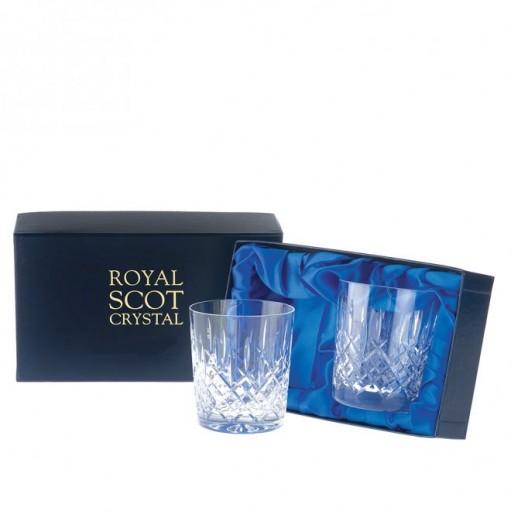 Комплект хрустальных стаканов для виски