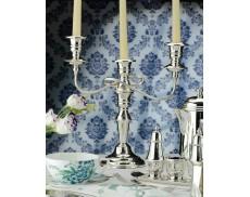 Подсвечник на три свечи классический