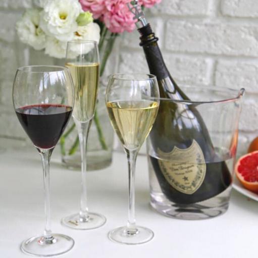 Набір для вина та шампанського 13од Sakura